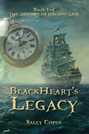 Black Heart's Legacy by Sally Copus